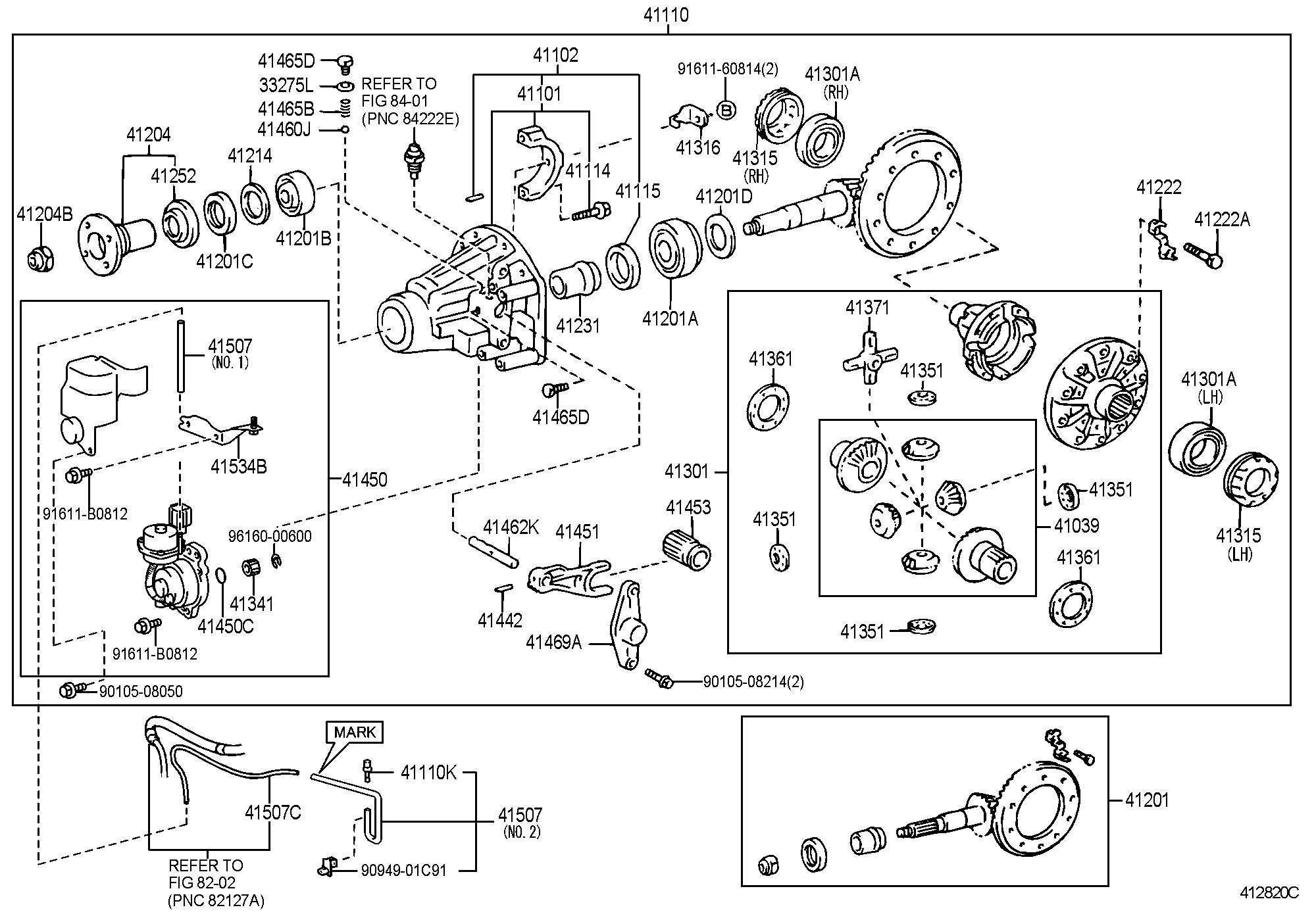 Service manual [2010 Lexus Gx Manual Transmission Hub