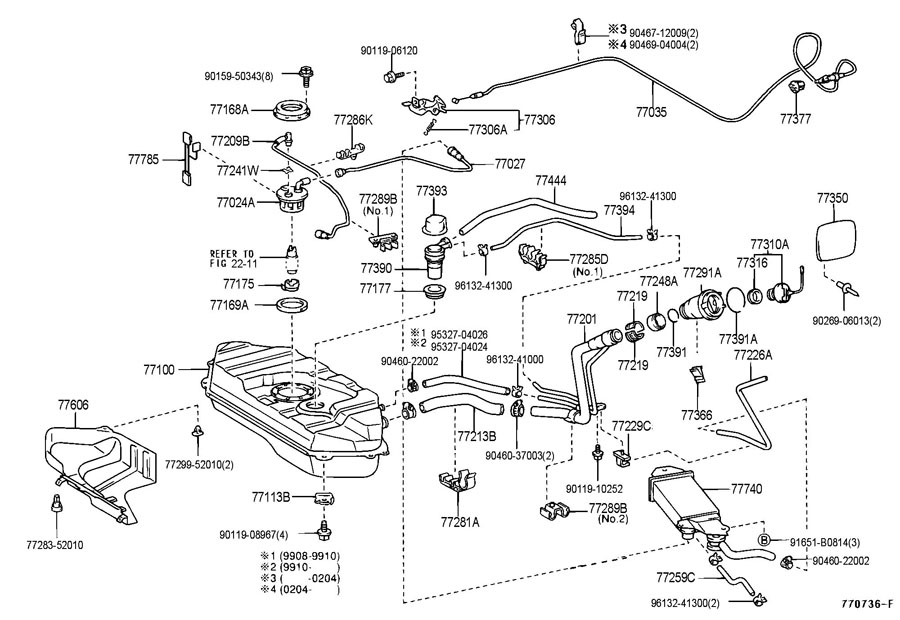 2001 Toyota Echo Evap System Diagram Html