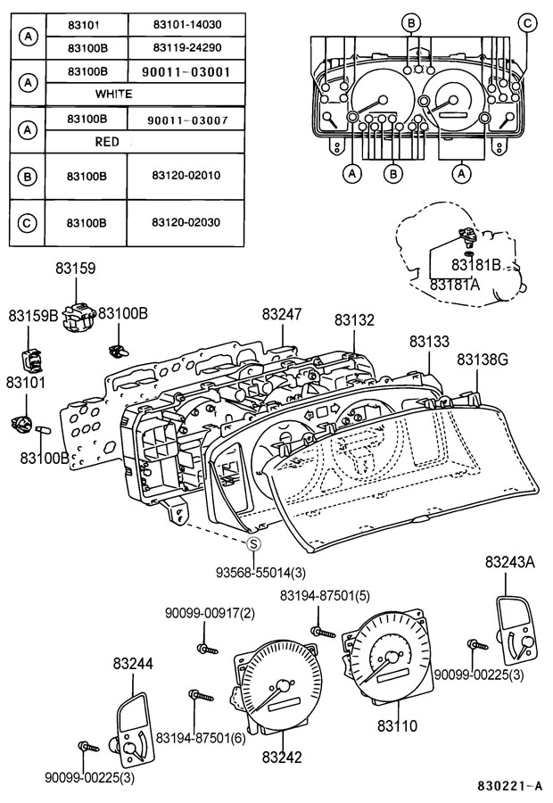 1998 Toyota Corolla CE(-0005) 1800CC 16-VALVE DOHC EFI