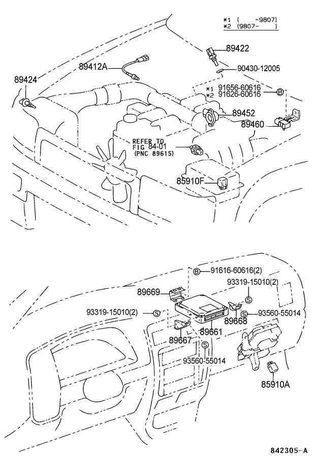 tundra 4 7 engine diagram auto electrical wiring diagram 1985 Jeep CJ7 Wiring-Diagram related with tundra 4 7 engine diagram