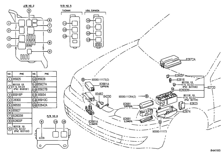 Toyota Corolla Relay assembly, cooler; relay assembly