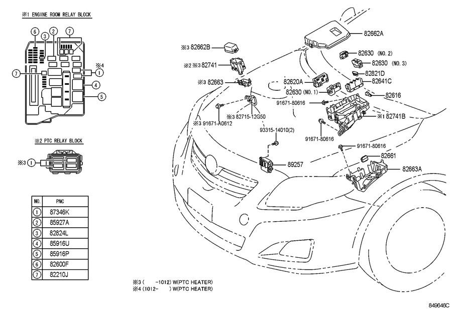 [MOBILIA] 2010 Toyota Matrix Engine Diagram FULL Version