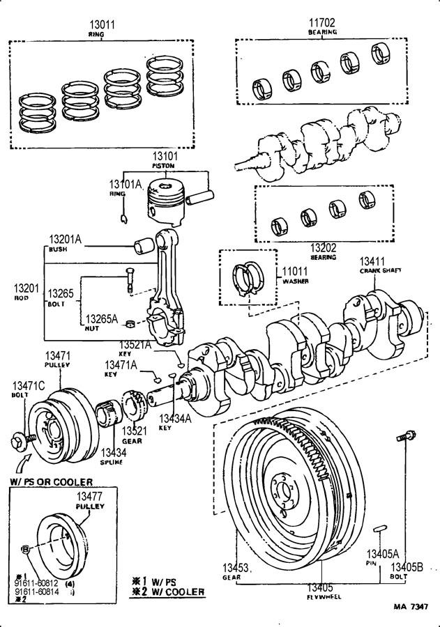[MOBILIA] 96 Toyota T100 Engine Diagram FULL Version HD