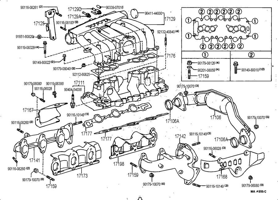 1988 Toyota 4Runner VAN, DLX 3000CC EFI, MANUAL, 5-SPEED