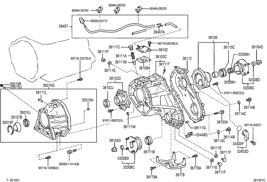 Auto Parts Diagram 2000 Toyota Sienna Html