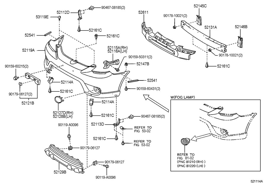 Toyota Matrix Xr Parts Diagram. Toyota. Auto Wiring Diagram