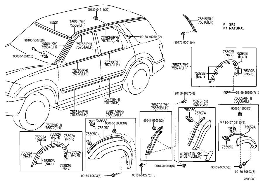 Toyota Tundra Transfer Case Parts Diagram Toyota Auto