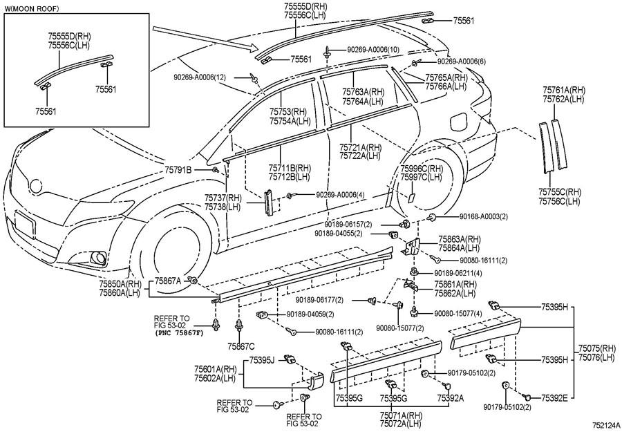 Toyota Venza Parts Diagram. Toyota. Auto Wiring Diagram