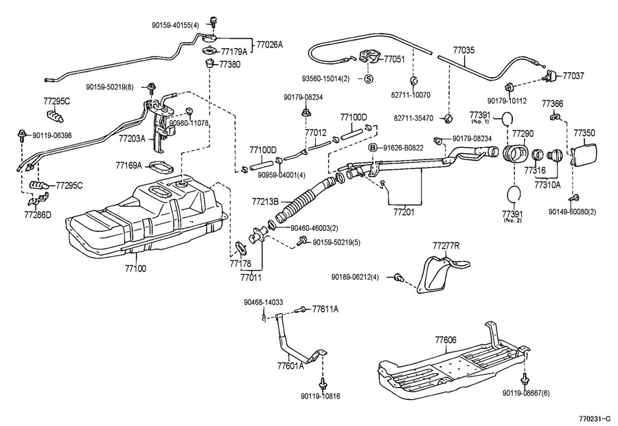 97 Toyota T100 Vacuum Diagram, 97, Free Engine Image For