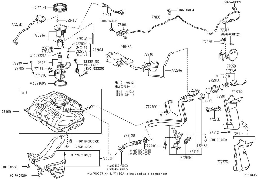 Service manual [How To Unclog A Gas Tank 2007 Toyota