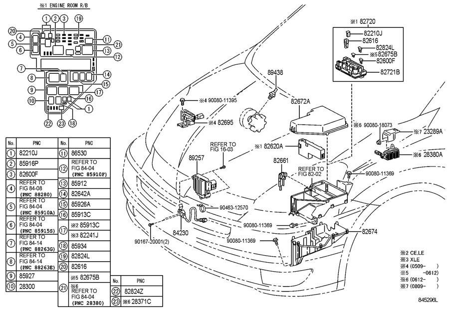 Evac Canister Toyota Sienna Parts Diagram • Wiring Diagram