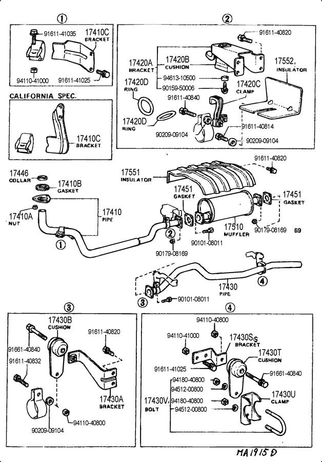 1979 Toyota Fj40 Wiring Diagram Toyota Auto Parts