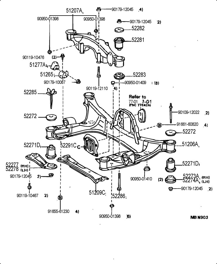 Toyota Paseo Wiring Diagram And Electrical System, Toyota
