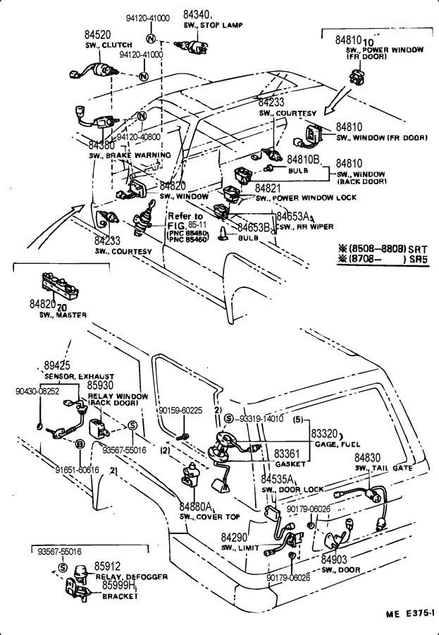 Power Door Lock Wiring Diagram 2000 Subaru Forester