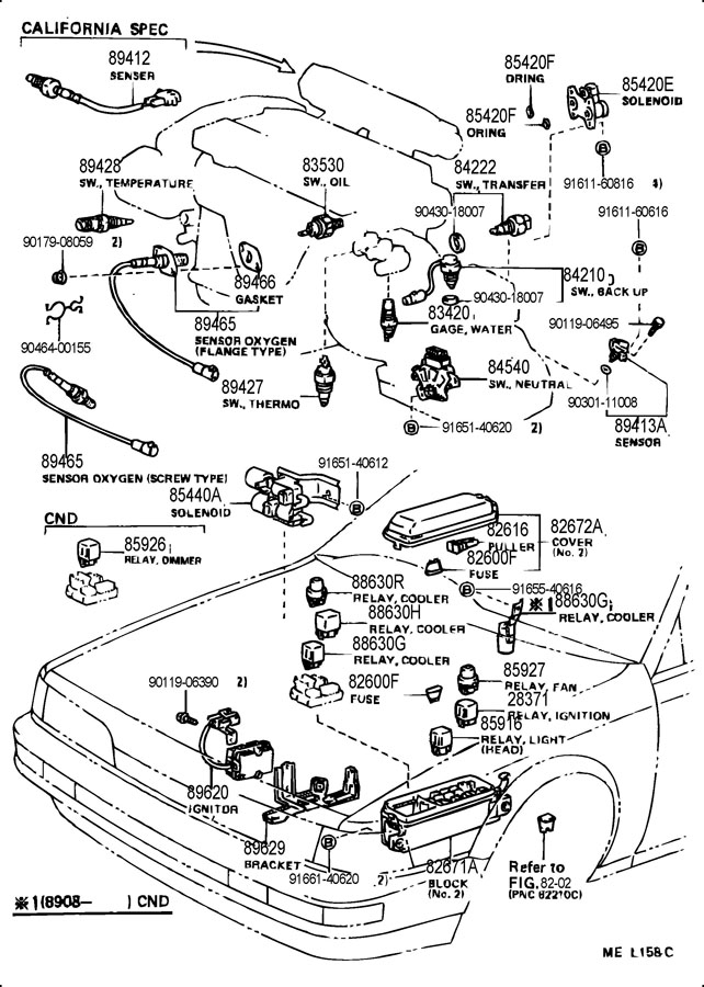 1985 Nissan 300zx Ignition Wiring Diagram