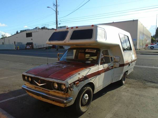 1977 Toyota Chinook Camper - Year of Clean Water