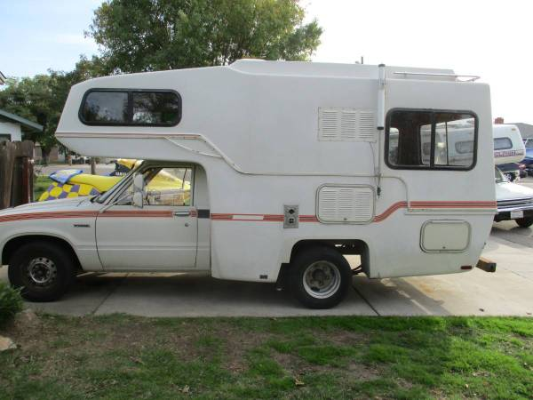 1982 Rv - Year of Clean Water