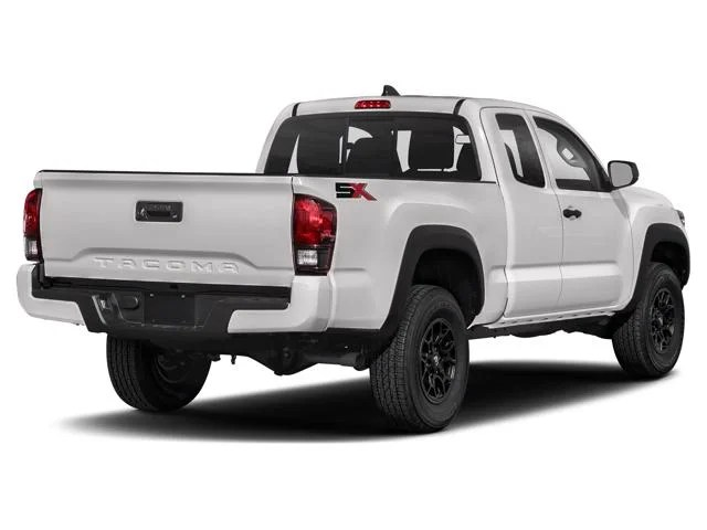 2021 toyota tacoma xp trail with w drop step package trd off road