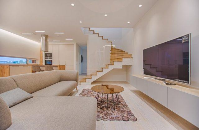 interior home LA CASA INTELLIGENTE