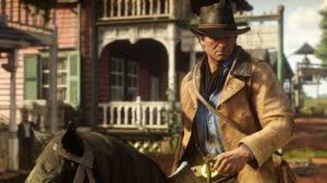 presequel Red Dead Redemption 2