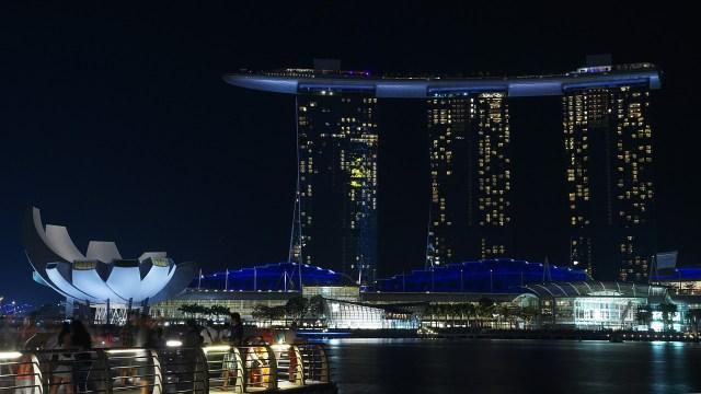 singapore EL TRANSPORTE EN LA CIUDAD INTELIGENTE