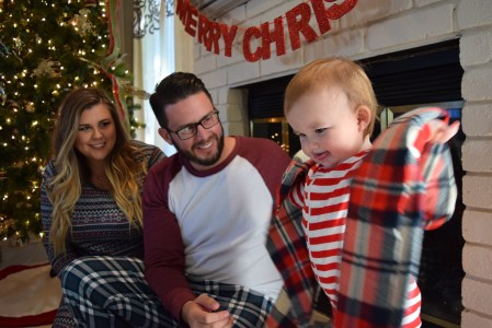 christmas family baby COUPLE INCOMPRENSIONS IN CHRISTMAS
