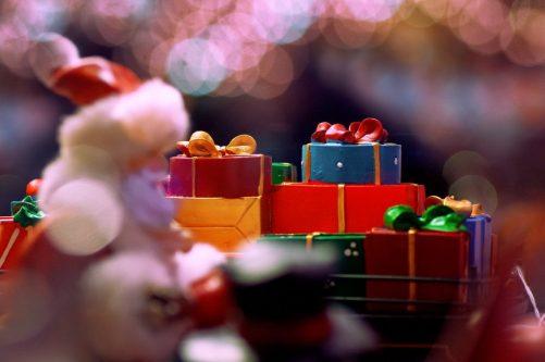 navidad regalo sorpresa