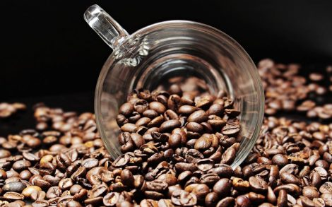 caffè caffeina chicchi naturale
