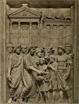 flamen dial sacerdote júpiter