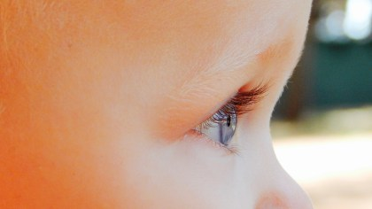 eyes glance look sight baby UNDERSTANDING THE MECHANISMS OF THOUGHT