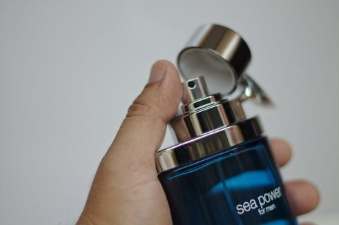 perfume man