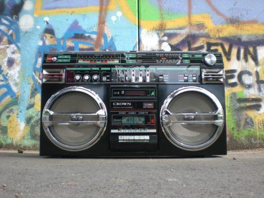 vintage retrò radiocasetta  RETRO E STILE VINTAGE