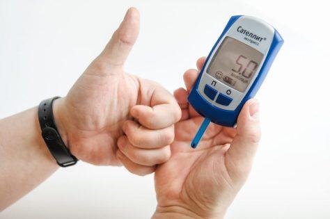 glucosa diabete controllo salute