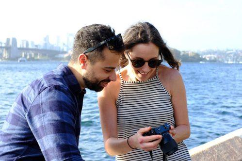 pareja feliz felicidad amor enamorarseCÓMO HACER DESAPARECER EL MIEDO