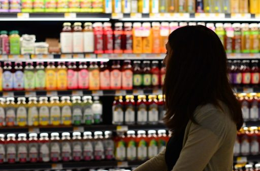 supermercado etiqueta productos