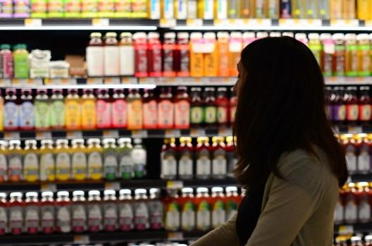 consumatore supermercato scelta