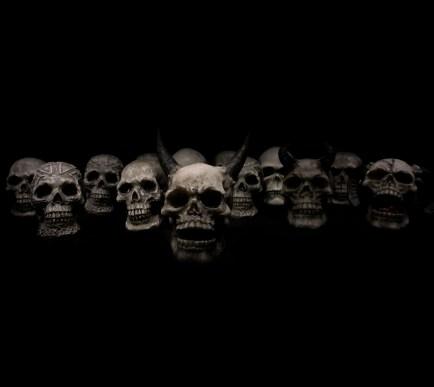 muertos oscuridad malvados maldad mosntruos LAS HABAS EN LA RELIGIÓN ANTIGUA Y LA MITOLOGÍA