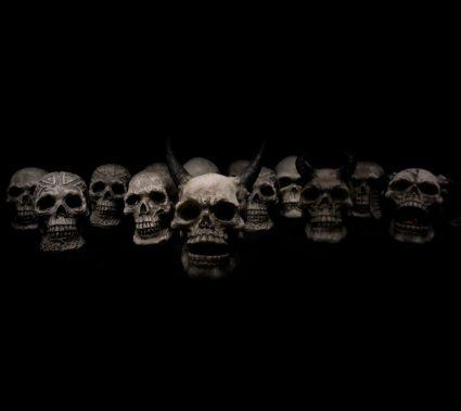 demonios monstruos noche malignos LAS HABAS Y OTROS RITUALES ROMANOS