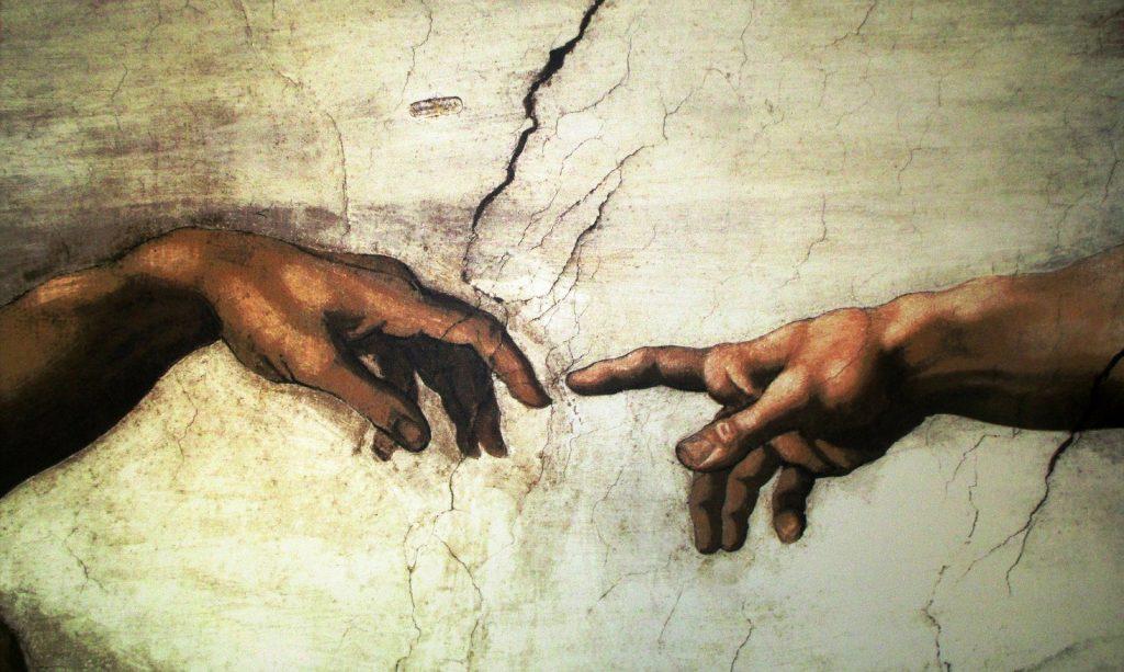 vaticano la creazione capella sistina roma