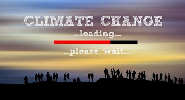 cambio climatico  SOS TERRA