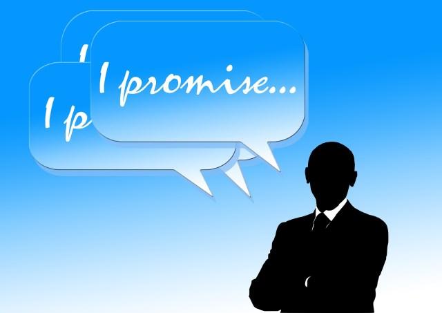 politic promise imagen