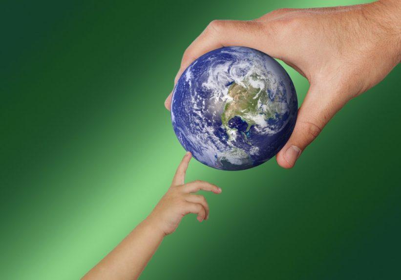 pianeta mondo generazioni future futuro  SOS TERRA