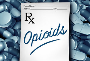 opioids - Copyright – Stock Photo / Register Mark