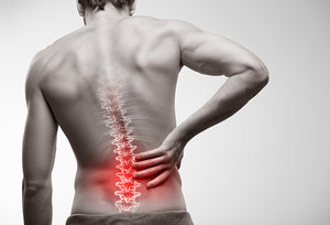 back pain - Copyright – Stock Photo / Register Mark