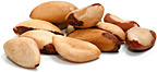 brazil nuts - Copyright – Stock Photo / Register Mark
