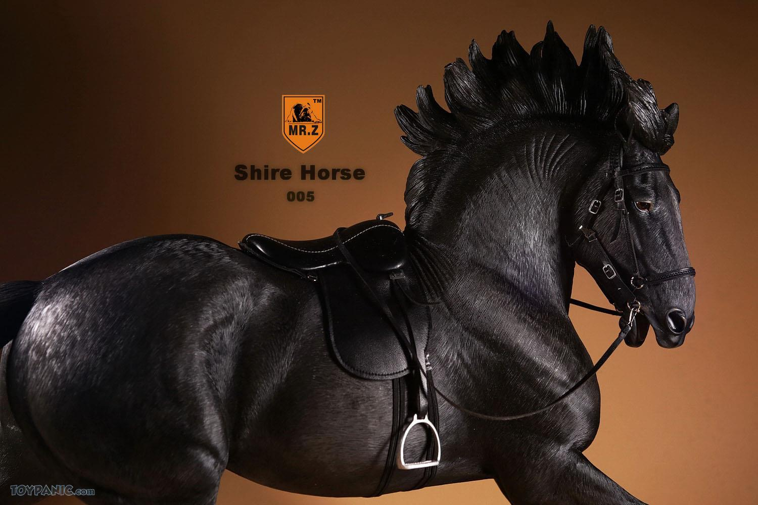 16 Leather and Metal Harness Only for British Shire