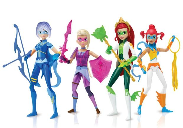 Mysticons Action Figure Toys