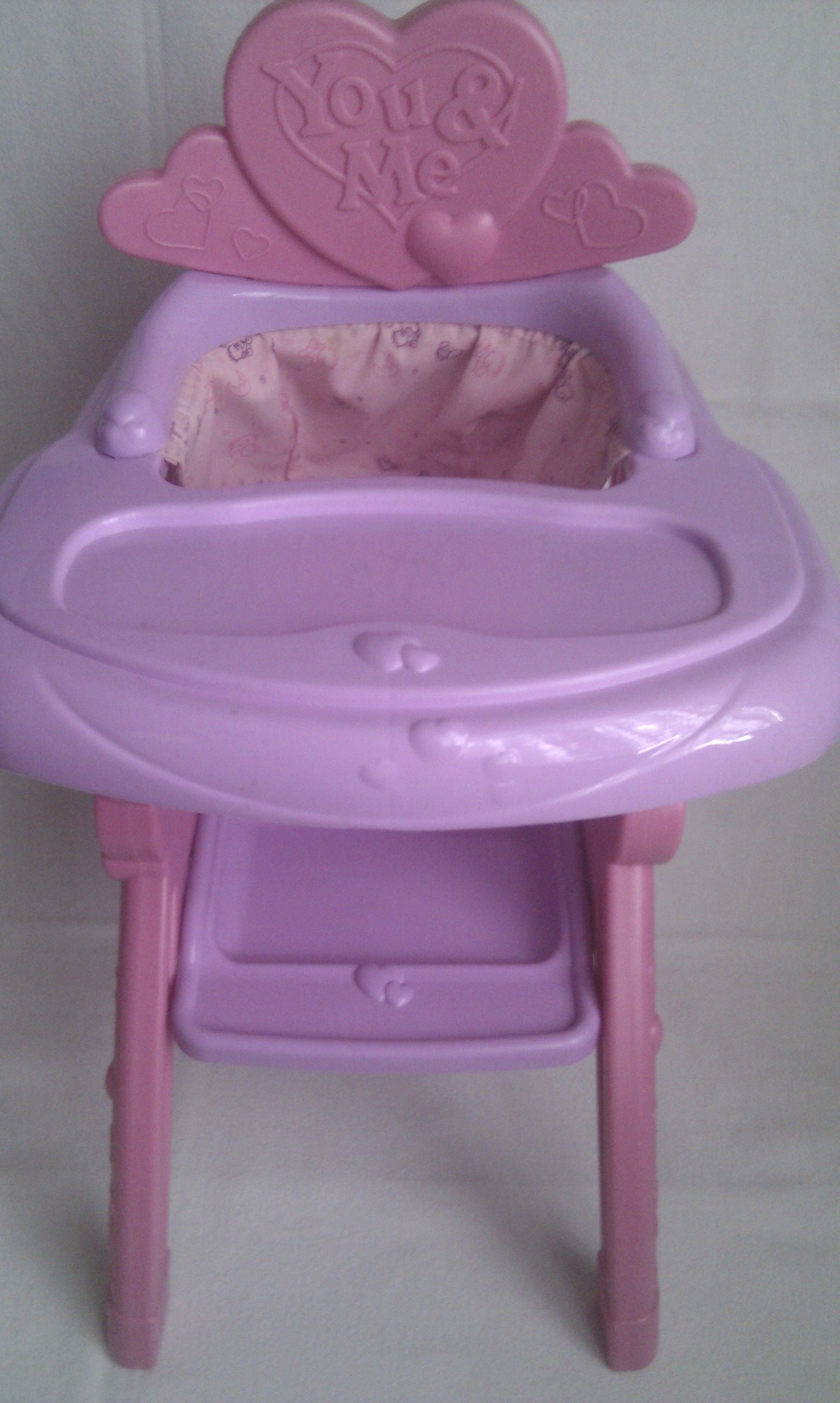 high chair for dolls bean bag filler kmart adorable baby doll you and me