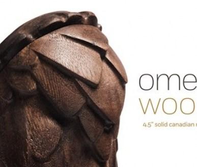 coarse omen wood