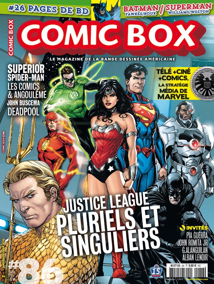 Comic Box #86 - TechArtGeek